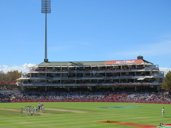 PPC Newlands Cricket: Towards the North stand