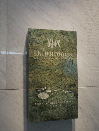 Danubiana Meulensteen Art Museum: interno