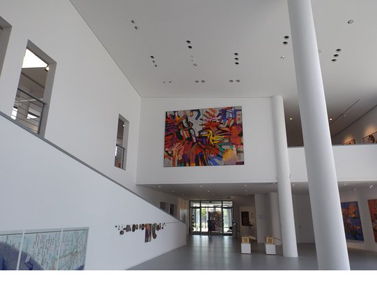 Danubiana Meulensteen Art Museum照片