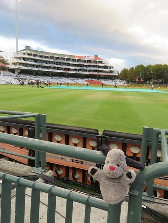 PPC Newlands Cricket: At the end of the match