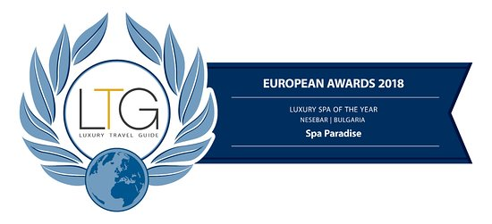 Spa Paradise : Very pleased to share our award with all of you dear customers!
