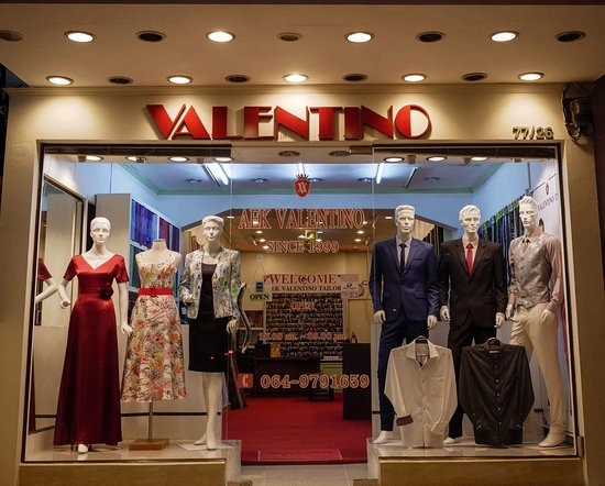 Aek Valentino Huahin Tailor