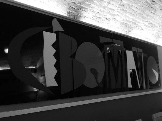 Cibomatto: il logo