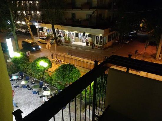 Hotel Magriv: dettaglio balcone Camera x 4