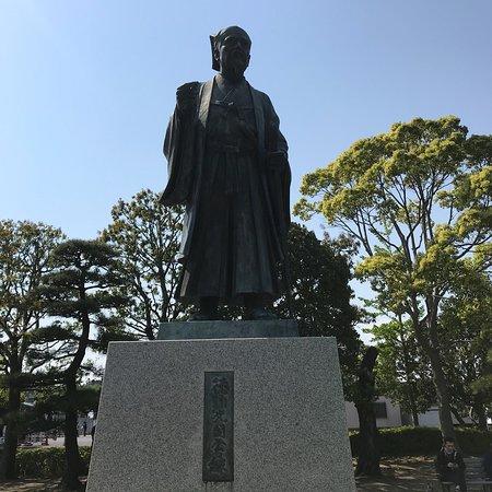 Mitsukuni Tokugawa Kozo Statue