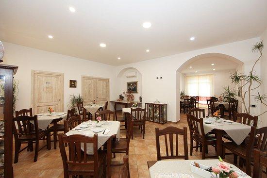 Guest House Villabianca: Sala colazioni
