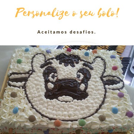 Confeitaria da Lapa : Há momentos que não se esquecem! Personalize o seu bolo connosco!