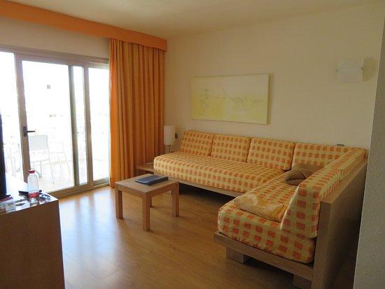 Iberostar Albufera Park: Side sea view family room