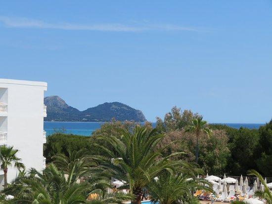 Iberostar Albufera Park : View from balcony