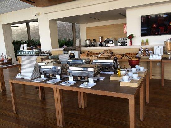 The Coast Koh Samui - Adults Only Resort and Spa: Frühstücksbuffet