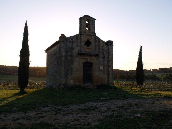 Chapelle Sainte Madeleine du Domaine de Sulauze