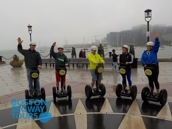 Boston Segway Tours: #FathersDay is coming! 😃 Gather your #friends & #family for good times at #Boston #Segway #Tour