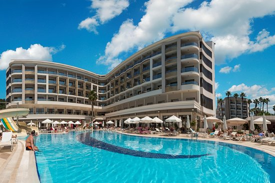 GOLDEN ROCK BEACH HOTEL (Marmaris, Turkey) - Reviews, Photos & Price Comparison - TripAdvisor