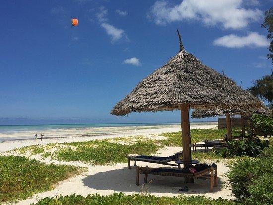 Kisiwa On The Beach Resort: total relax