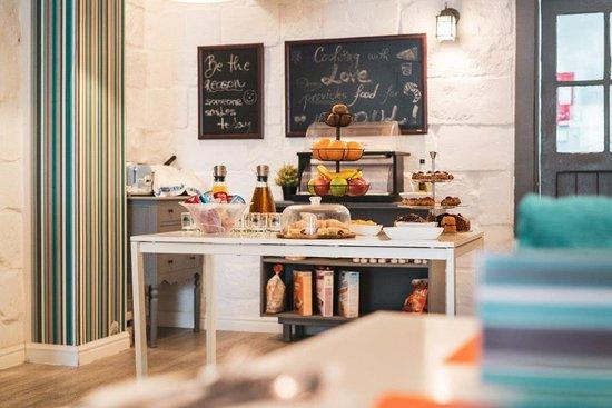 Park Lane Boutique Aparthotel : Breakfast Room