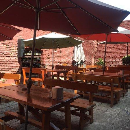 Samikitno-Machakhela on Freedom Square