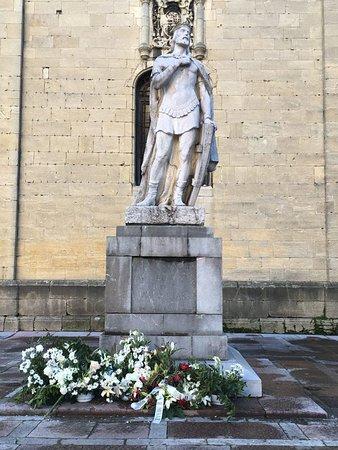 Esculturas de Oviedo: Escultura