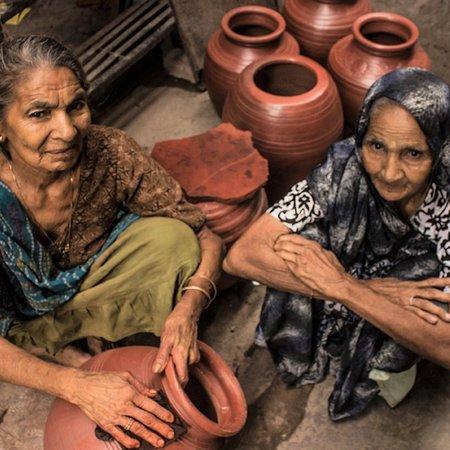 Macro Viagens: Uma visita ao Slum de Mumbai.