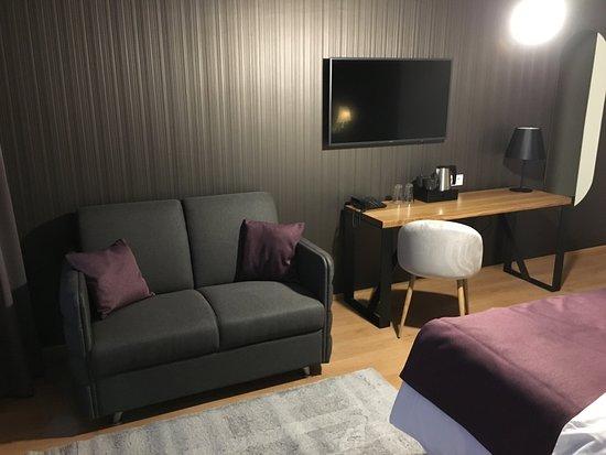 Moods Charles Bridge: Deluxe Room