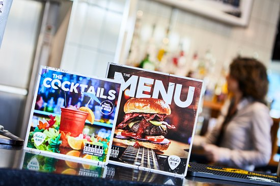 Belushi's - Greenwich: Food & Cocktails Menus