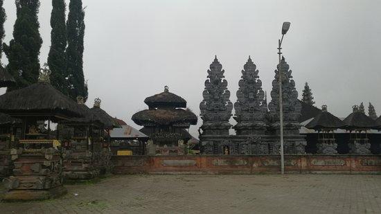 Ulun Danu Batur Temple: Part of Temple