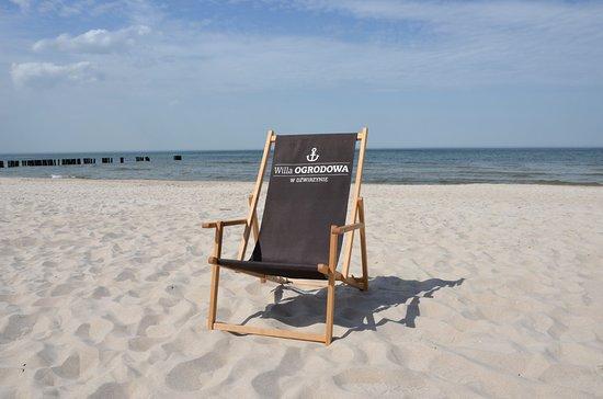 Dzwirzyno, بولندا: plaża w Dźwirzynie