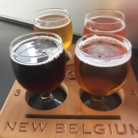 New Belgium Brewing Company Photo