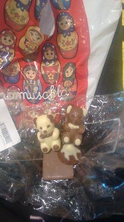 Mamuschka: Ursinhos recheados com doce de leite