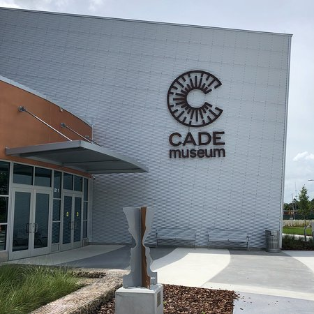 ‪Cade Museum for Creativity & Invention‬