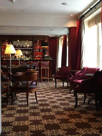 Chewton Glen Hotel & Spa: Lounge