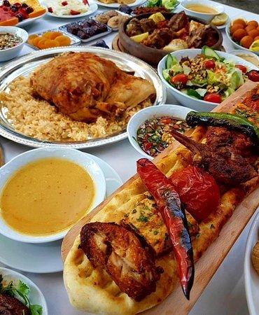 Iftar Menüsü şahinbey Sofrası Bursa Resmi Tripadvisor