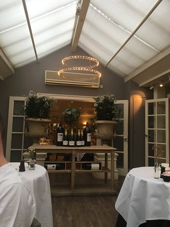 Chewton Glen Hotel & Spa: Breakfast in The Dining Room