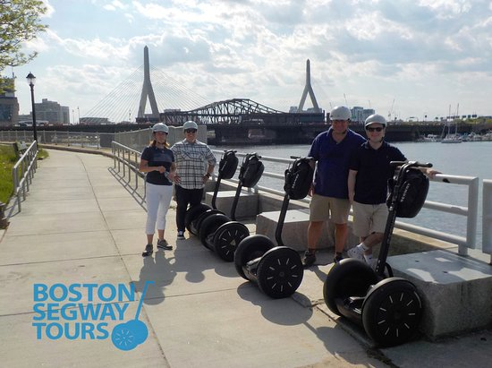 Boston Segway Tours:  #Fun #day out with #friends? From #BackBay to #FaneuilHall, we've got you covered here in #Bost