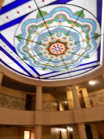 Hotel Oumlil: lobby