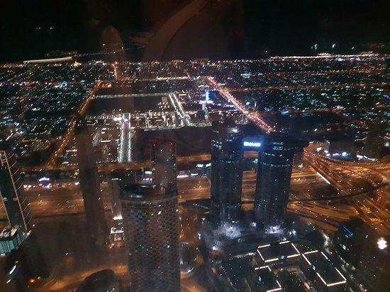 Burj Khalifa : Night view