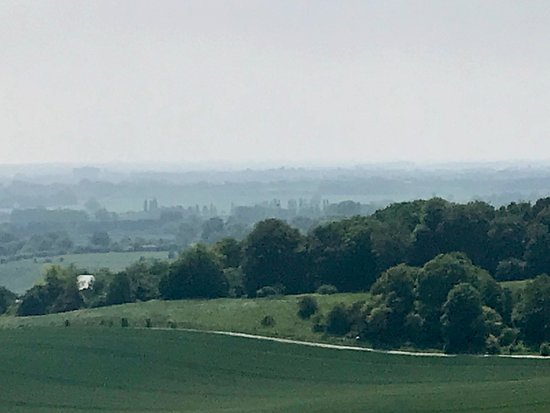 Brabourne, UK: The Kent Downs AONB