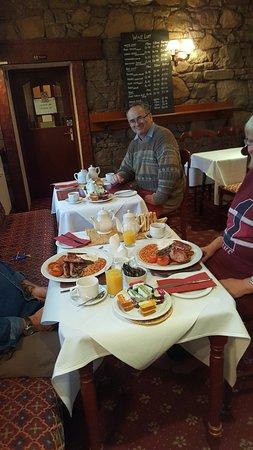 The Anchor Hotel Restaurant: Breakfast Medley