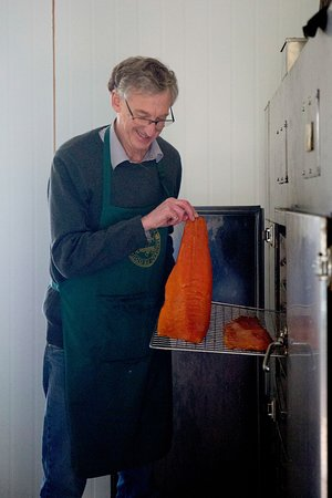 Timoleague, Ireland: Learn all about curing salmon from a knowledgeable local - Traveling Spoon