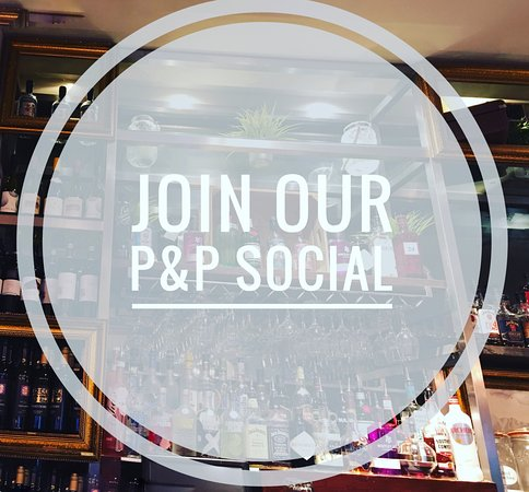 Pitcher & Piano - Birmingham: P&P Social Weekdays 5-8pm
