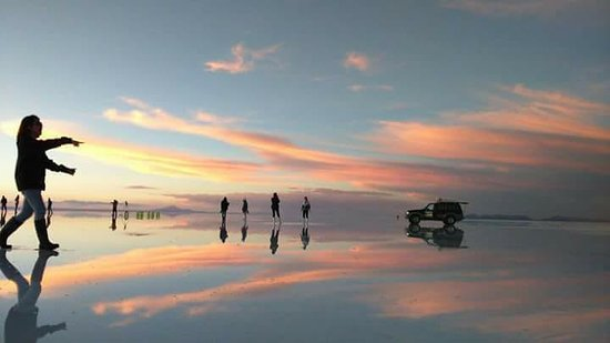 Brisa Tours: Salar de Uyuni - Mas entretenimiento