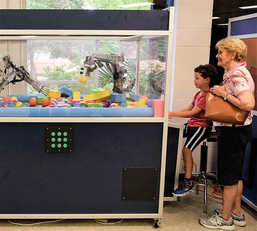 Emerald Coast Science Center: Learn about various scientific principles with our hands-on exhibits.