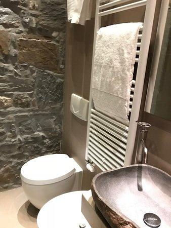 Forvm boutique Hotel: Il Bagno