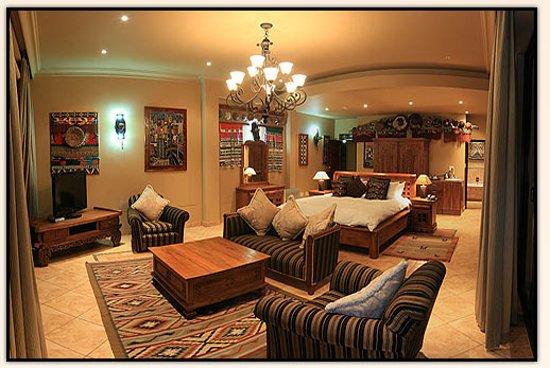 Ammazulu African Palace: Presidential Suite
