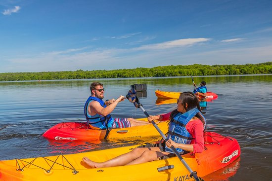 Bucks County, PA: Kayaking on Lake Nockamixon