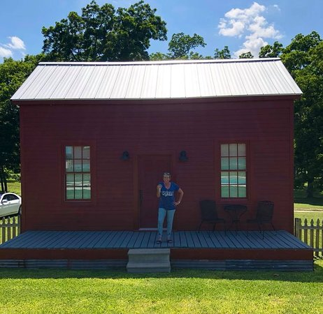 Chappell Hill, TX: Our One Bedroom 1850s restored house