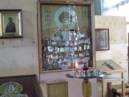 Church of St. Spyridon: Храм святителя Спиридона Тримифунтского в г.Ломоносов