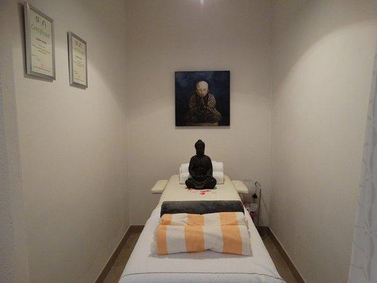 Villa Deseada: Massage salon