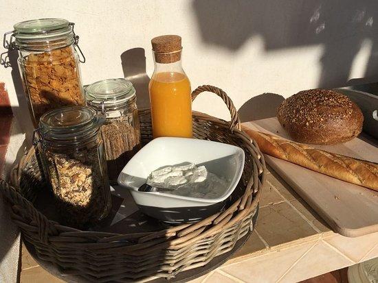 Villa Deseada : Ontbijt