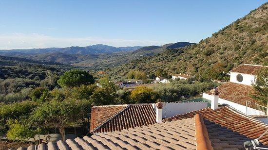 Villa Deseada : Uitzicht dakterras