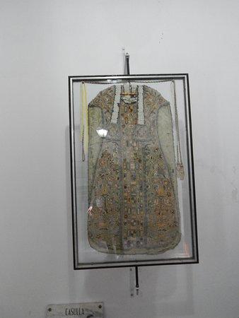 Museo de Arte Sacro, San Francisco Solano: Pertenencia de San Francisco Solano